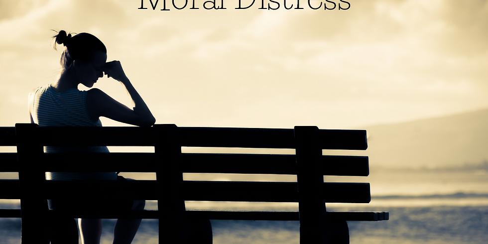 Meet Your Ethical Sidekick...Moral Distress