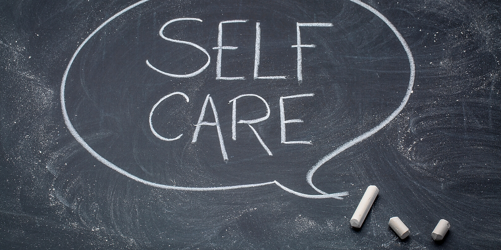 Self Care...Really? What The Heck Does That Mean??