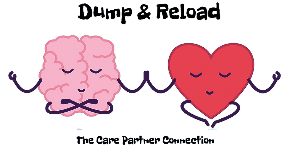 Dump and Reload  The Professional Care Partner Connection