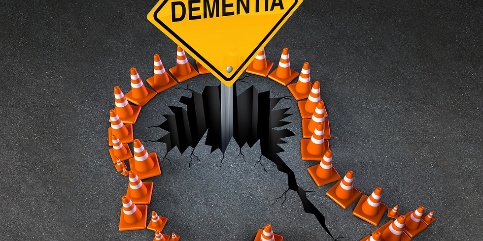 Experience Dementia From the Inside Out-Transformational Dementia Trio Class 2