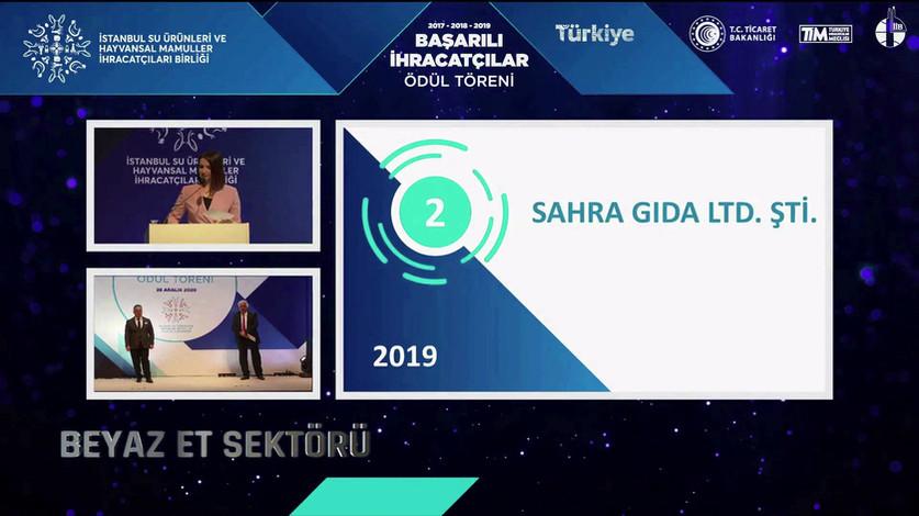 TOP EXPORTER 2019