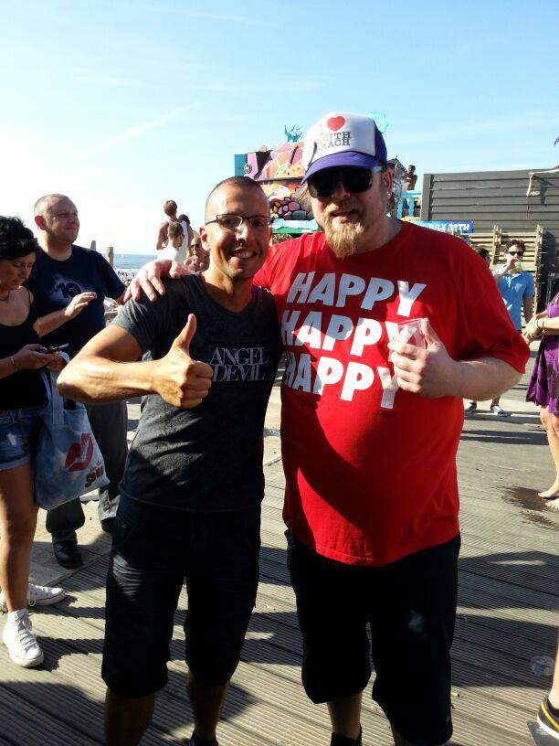 With Alex M.O.R.P.H. Beachclub Fuel