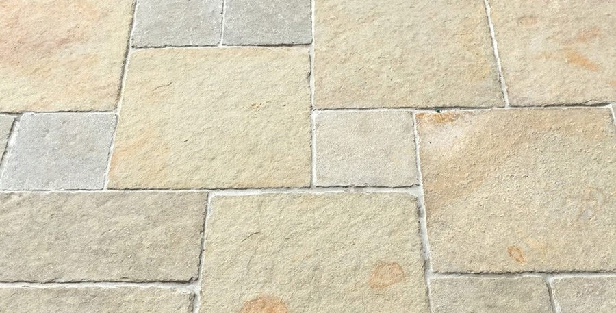 French Vanilla Indian Limestone