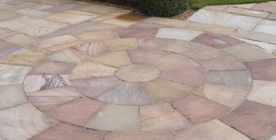 Rippon Sandstone Circle Kit