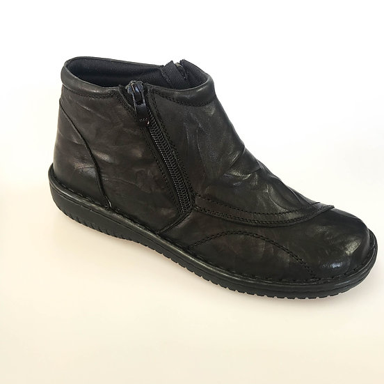 Cabello boot - flat heel