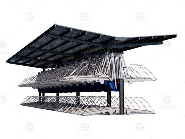 MUE-19-01 - Ciclopuerto techado