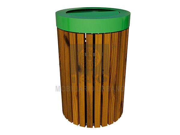 QRO-10-11 - Depósito de desechos en madera - Línea Querétaro