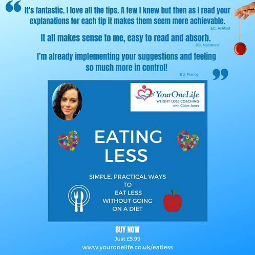Instant Download: Eating Less