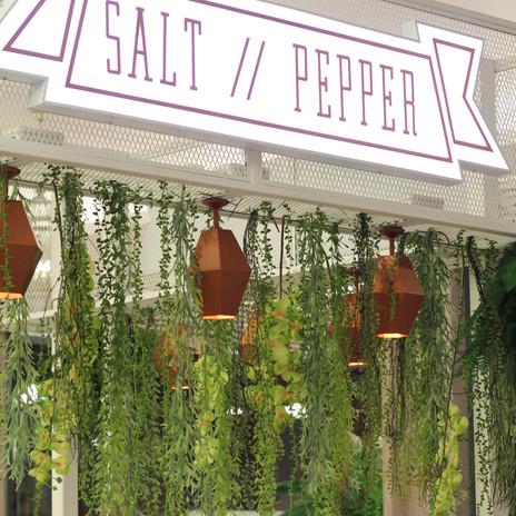 Salt // Pepper