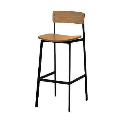 Angle Stool (Backrest)