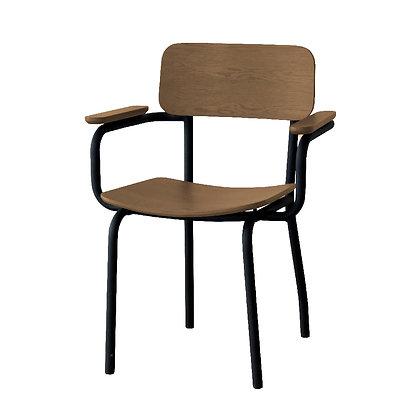 Offset Armchair