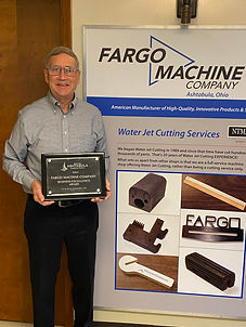Business Excellence Fargo Machine Compan