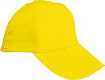 sarı şapka, şapka, promosyon, promosyon şapka, tekstil promosyon, toptan şapka