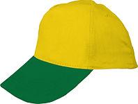şapka, promosyon, promosyon şapka, tekstil promosyon, sarı şapka, yeşil şapka, toptan şapka