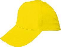 şapka, promosyon, promosyon şapka, tekstil promosyon, sarı şapka, toptan şapka