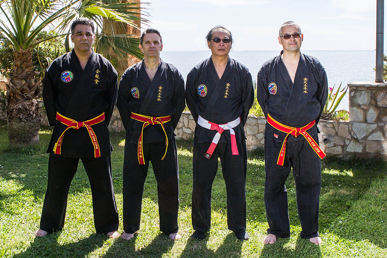 Les 4 Maîtres