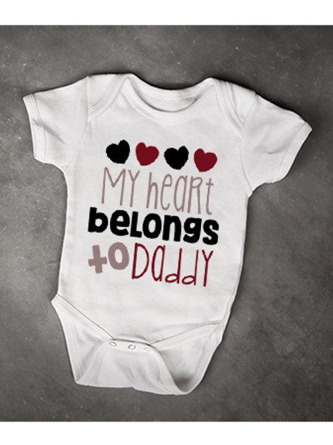 My Heart Belongs to Daddy Onsie