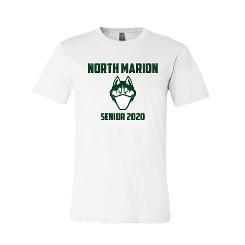 North Marion Seniors Mask T-shirt