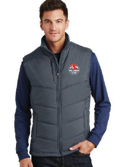 Ladies or Men's Style Puffy Vest