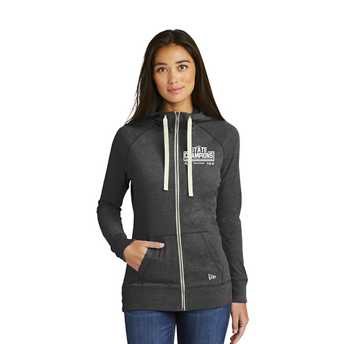 Men's or Ladies Style New Era Full Zip Sweatshirt