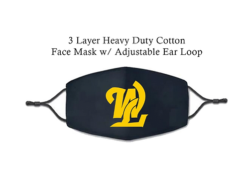 West Linn Face Mask