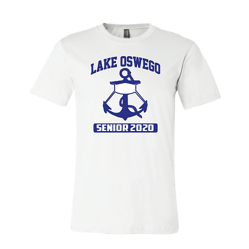 Lake Oswego Seniors Mask T-shirt