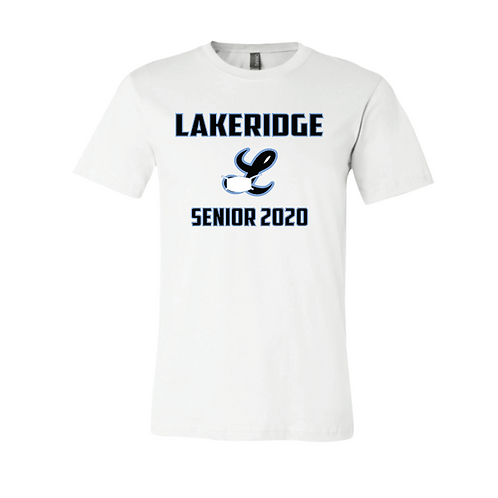Lakeridge Seniors Mask T-shirt