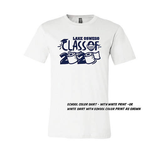 Class of 2020 Lake Oswego