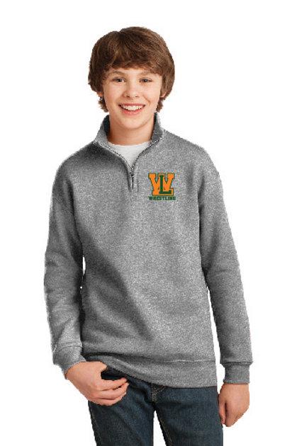 Youth 1/4 Zip Sweatshirt