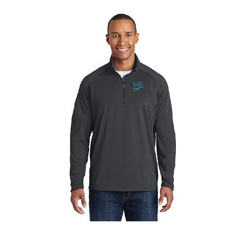 SHC Ladies or Men's 1/2 Zip Dri-Fit Pullover