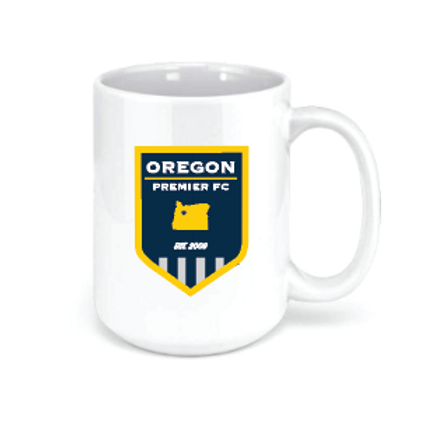 Oregon Premier 13oz Coffee Mug