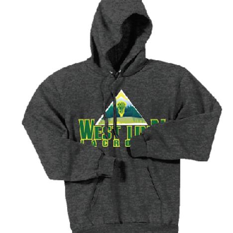 Hooded Cotton Sweatshirt