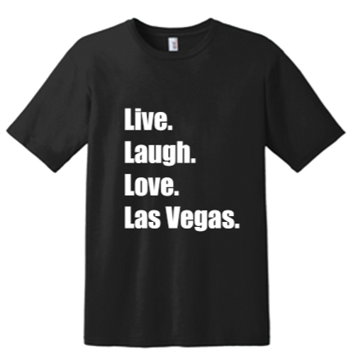 Live. Love. Las Vegas. Crew