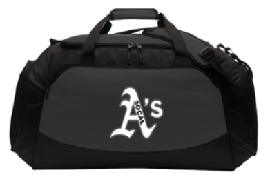Sport Duffel w Embroidered Logo