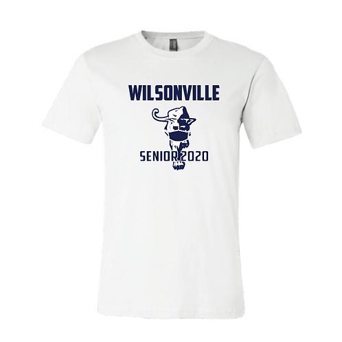 Wilsonville Seniors Mask T-shirt