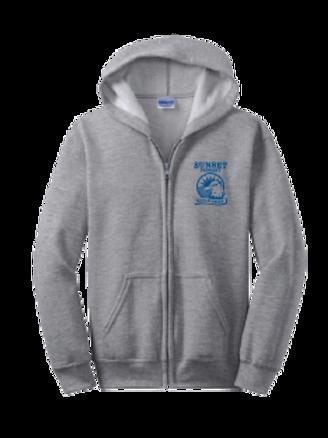 Gildan Full-Zip Sweatshirt