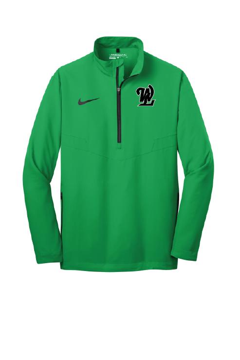 Nike Golf West Linn 1/2-Zip Wind Jacket