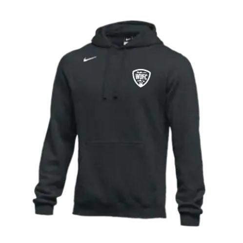 WUFC Logo Nike Men's Club Fleece Pullover Hoodie