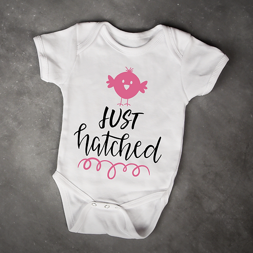 Just Hatched New Baby Onsie