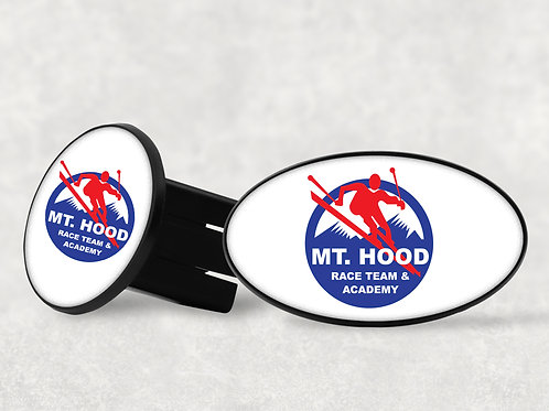 Mt. Hood Race Team Trailer Hitch Cover