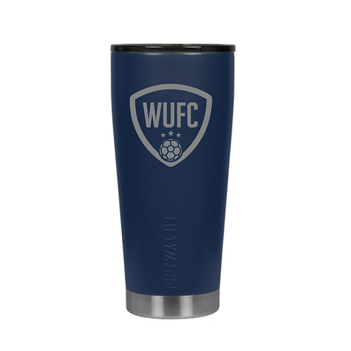 Engraved 20oz WUFC Travel Mug