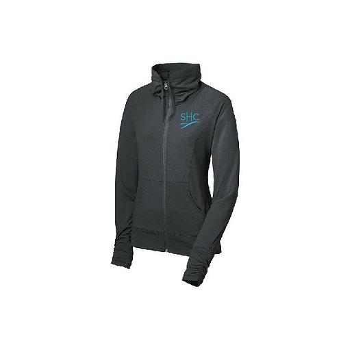 SHC Ladies Sport-Wick® Stretch Full-Zip Jacket