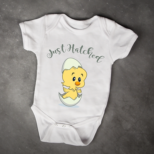 Just Hatched Baby Chick Onsie