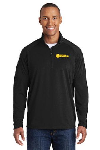 Men's or Ladies Style 1/2-Zip Dri-Fit Pullover