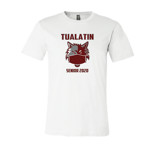Tualatin Seniors Mask T-shirt