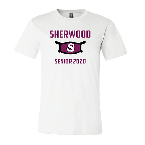 Sherwood Seniors Mask T-shirt