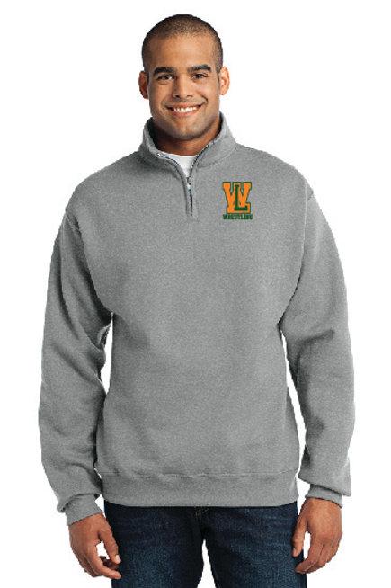 Adult 1/4 Zip Sweatshirt