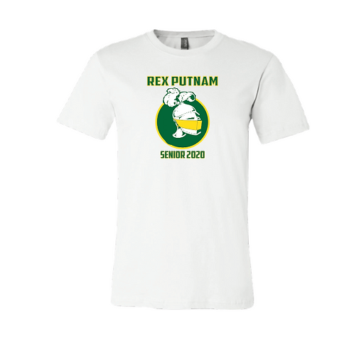 Rex Putnam Seniors Mask T-shirt