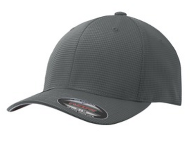 NEW Sport-Tek® Flexfit® Grid Texture Cap