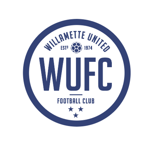 WUFC Sticker 3X3